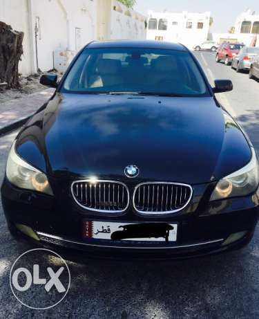 BMW 523i with free sevice until 2017