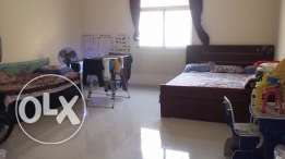 unfurnished studio in ainkaled near 01 mall/megamart