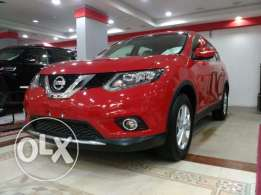 brand new NISSAN - X TRAIL 4X4 M 2015
