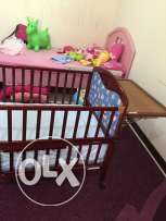 Double Bed For Newborn & Enfant