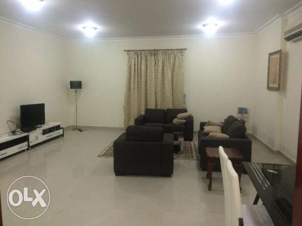 FF. flat in bin mahmoud 1BHK inside building Swimming pool and gym