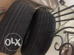 good condition Tyres for sale