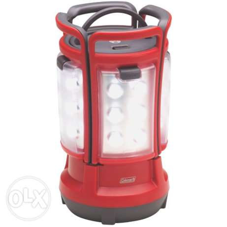 Coleman Quad LED Lantern + LED Flashlight