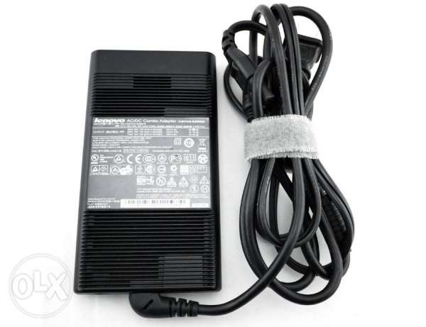Lenovo Laptop Original Charger with Car Charging kit