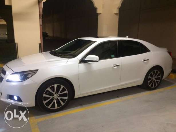 Urgent Sale - Chevrolet Malibu LTZ V 6 - Full Option ( 2013 )