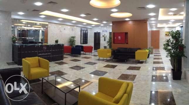 NEW OFFICES, business centre (Rent starting from 10000 QAR)