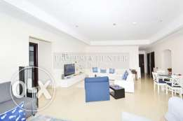 Comfy Furnished 2 Bed Home with Sea View