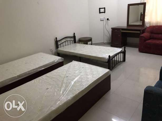 very nice fully furnished for excutive bachelor apartment available