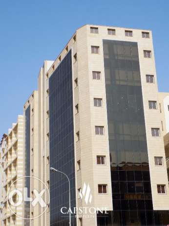 Strategically located Najma is a 126 sqm office space