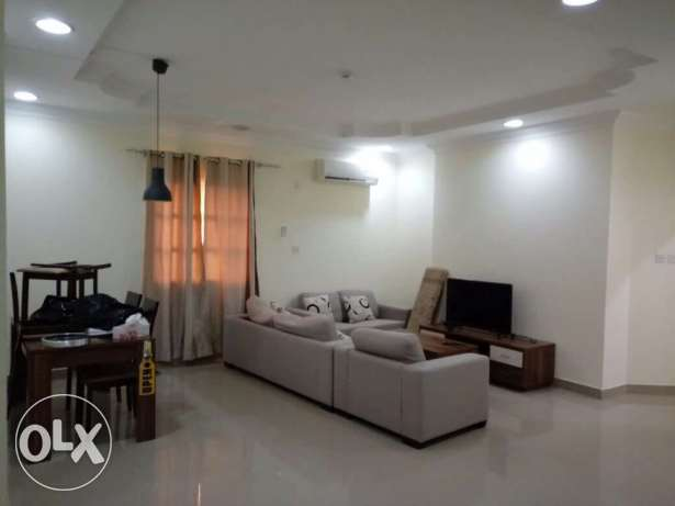 Luxury FF 2-BR Apartment in Fereej Bin Mahmoud فريج بن محمود -  1