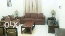 {Fully-Furnished} 1-Bedroom Rent in Al Ghanim