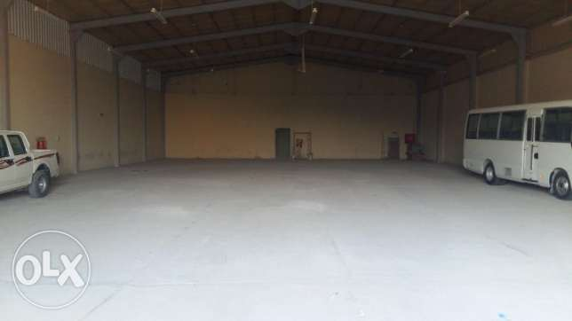 350 sqmr Warehouse for rent