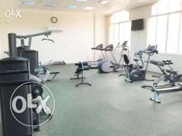 Luxury FF 1-/2/3/4 BHK Flat in Bin Mahmoud/ Gym/Pool