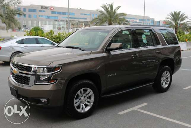 New Chevrolet Tahoe -LT - 4X4 - 2017