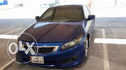 honda accord coupe 2008 perfect condition