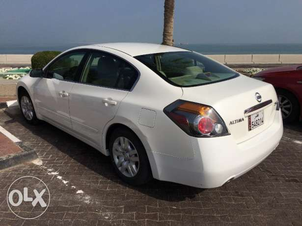 Nissan Altima 2009 barely crossed the 100,000KM