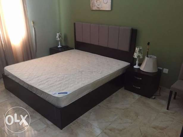 AVAILABLE --Luxury stylish 1 bhk FF flat Old al Ghanim