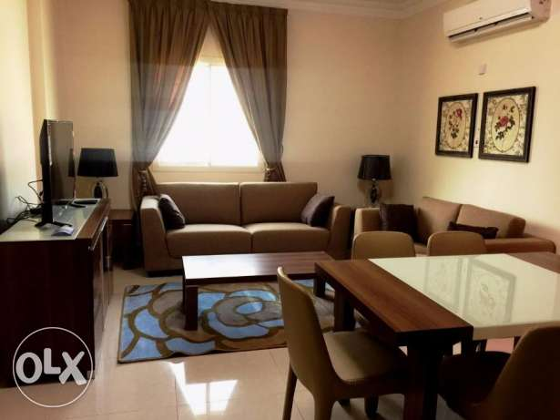 Nice 2 bedroom fully furmished apartment in mughalina