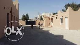 Garage for rent with 2500 sqmr land area