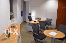 On Lowest rent Furnished Offices- Barwa Tower