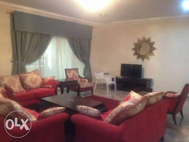 2 bedrooms spacious big flat near corniche