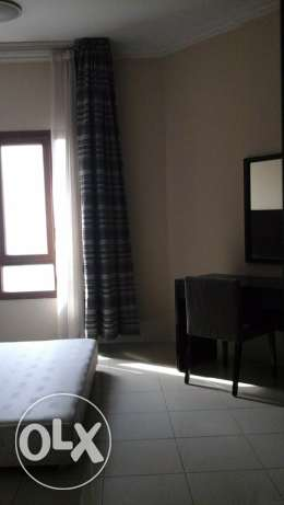 Apartments in the new Doha 1 bedroom 1 bath kitchen الدوحة الجديدة -  7