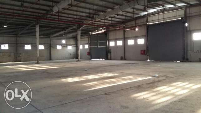 2000 sqmr Warehouse for rent