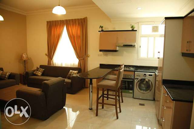 Super-Deluxe! 1-BHK F-F Apartment in Abdel aziz فريج عبدالعزيز -  7