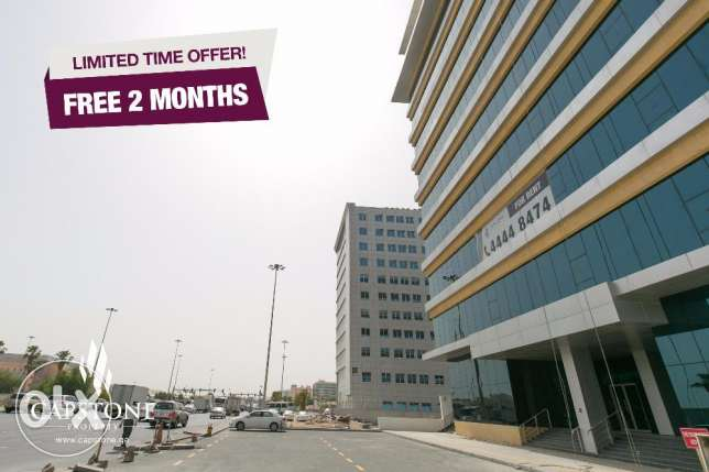 FREE 2 MONTHS, Brand New Showrooms For with Mezzanine Floor near Hamad