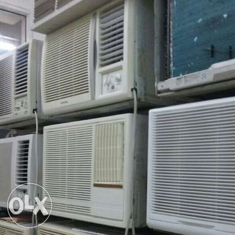Good condition. .Window Ac sale and repair servicing and Gas