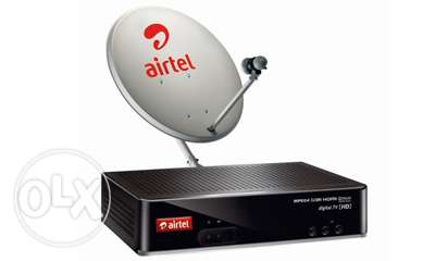 Satellite dish receiver sale and services نجمة -  1