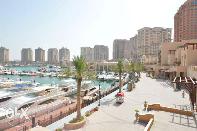 2 Furnished Bed Town House with Attractive Marina View