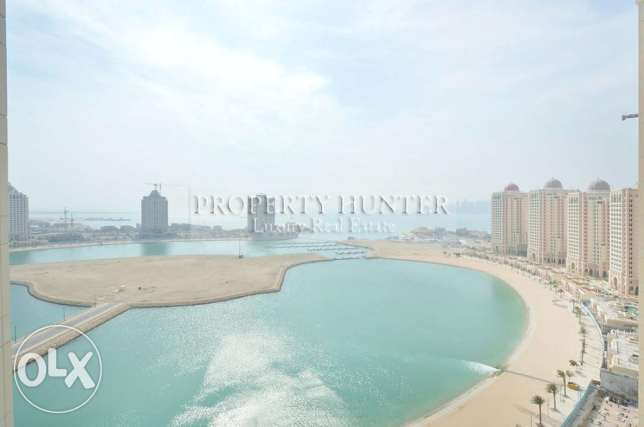 Relaxing View! 2 Bedroom Apartment at The Pearl