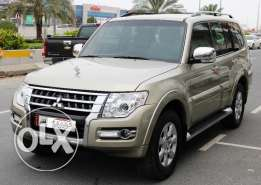 Mitsubishi -Pajero 3.5 Model 2015 - Full options
