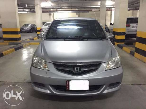 HONDA CITY 2006 - 75,000km