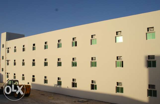 Best price New Labour Camp 40 rooms for rent in Industrial Area near S