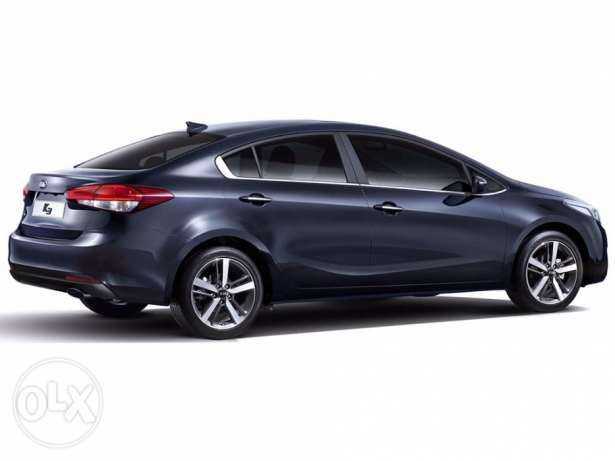 Brand New Kia Cerato at QAR.1,625/= per month
