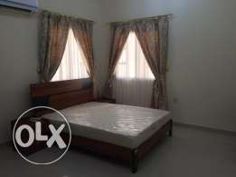 fully furnished 2 bhk apartment at al khor