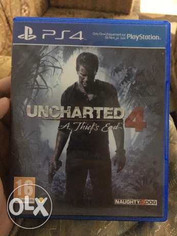 uncharted 4 (Arabica)