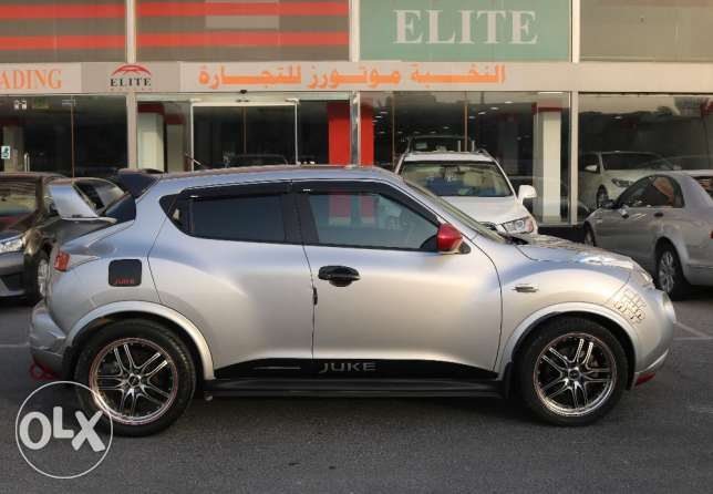 Nissan Juke Full Option Model 2012