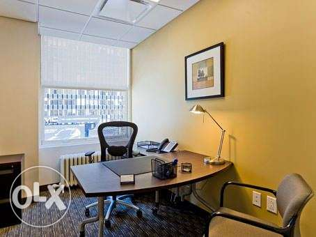 Furnished Office Spaces in West Bay