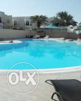 Semi-furnished, 3-BHK Apartment in {Abu Hamour}
