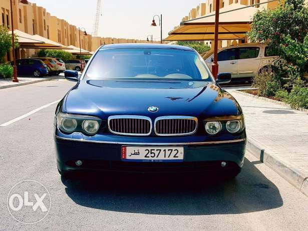 BMW 760Li - Km 49000 only