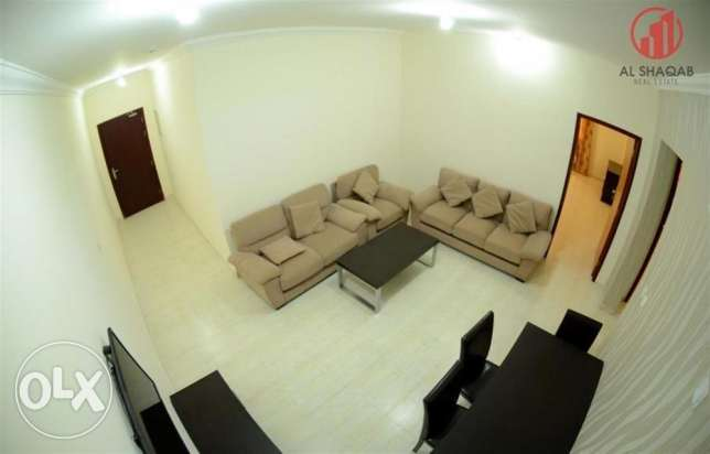 Spacious furnished 2-bhk apartment for families
