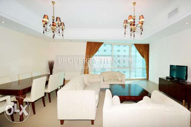 Spacious Furnished 3+Maid Modern Layout