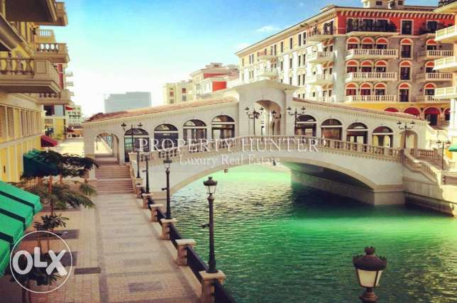 Gorgeous 1 bedroom apartment in Qanat Quartier