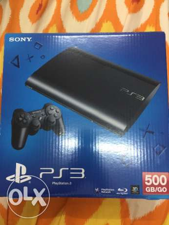 PS3 with 13 games for sale