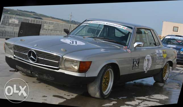Mercedes-Benz 350 SL – GROUP N – 1973
