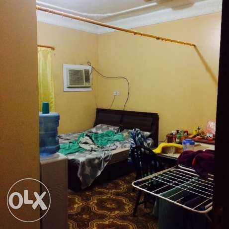 Spacious studio fully furnished villa in hilal for family