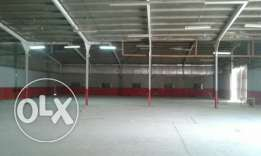 For rent garage size 450mq